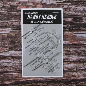 Набор игл для шитья в ручную Handy needle 18055 фото
