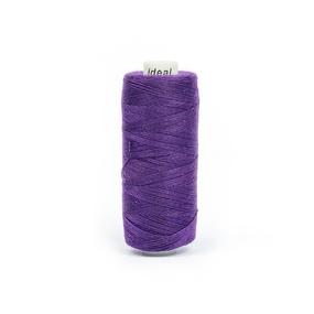 Нитки бытовые Ideal 40/2 100% п/э 200 фиолетовый фото
