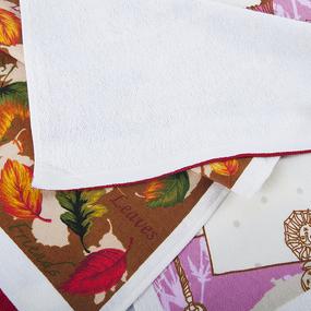 Полотенце махровое Sunvim 18AB-1 40/70 см цвет красный фото