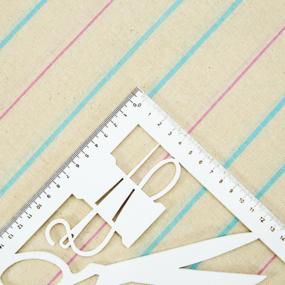 Ткань на отрез тик матрасный полосатый 165 см 165 гр/м2 фото