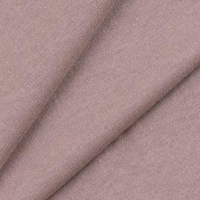 Ткань на отрез кулирка 5360 цвет светло-коричневый фото