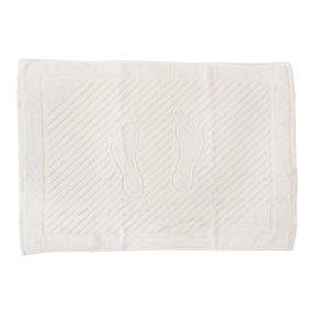Полотенце-коврик махровое ножки 700 гр/м2 Туркменистан 50/70 см фото