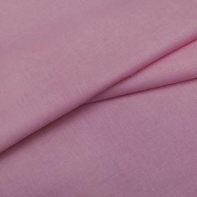 Мерный лоскут бязь ГОСТ Шуя 150 см 15000 цвет брусничный фото