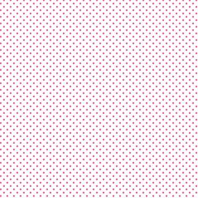 Ткань на отрез ситец 95 см 18848/2 Горох цвет розовый фото