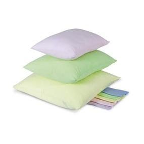Наволочка на молнии Трикотаж цвет серый в упаковке 2 шт 50/70 см фото