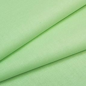 Ткань на отрез бязь М/л Шуя 150 см 14210 цвет салатовый фото