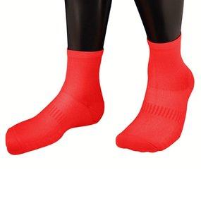 Мужские носки АБАССИ XBS10 цвет красный размер 39-42 фото