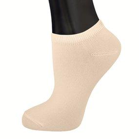 Женские носки АБАССИ XBS5 цвет ассорти вид 1 размер 35-38 фото