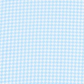 Мерный лоскут бязь плательная 150 см 1747/6 цвет голубой фото