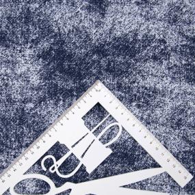Ткань на отрез кулирка 1302-V1 Джинс фото