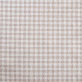 Мерный лоскут на отрез бязь 150 см мелкая клетка фото