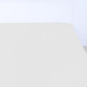 Простыня сатин 13-3801 цвет бежевый 1.5 сп фото