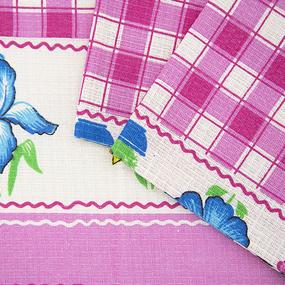 Набор вафельных полотенец 3 шт 35/70 см 156 фото