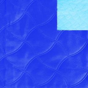 Ультрастеп 220 +/- 10 см цвет синий-голубой фото