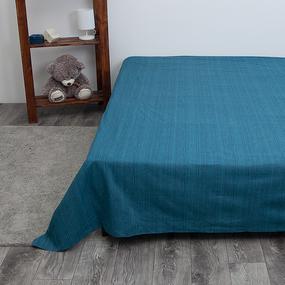 Простыня перкаль 2049314 Эко 14 зеленый 1.5 сп фото