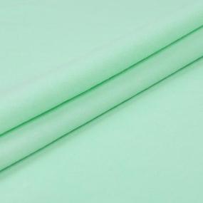 Ткань на отрез фланель 75 см цвет фисташка фото