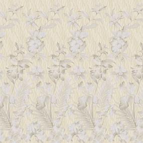 Бельевое полотно 220 см набивное арт 234 Тейково рис 6694 вид 1 Янтарный сад фото