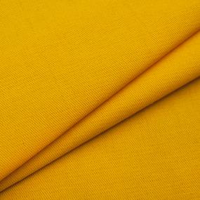 Маломеры саржа 12с-18 цвет желтый 0.75 м фото