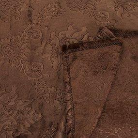 Покрывало плюш велюр 072-ОР 150/200 фото