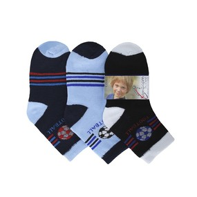 Детские носки Комфорт плюс 478-G8005-9 размер М(3-4) фото