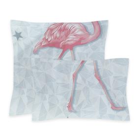 Наволочка бязь 11233/1 Фламинго 50/70 фото