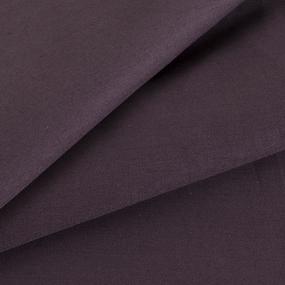 Сатин гладкокрашеный 250 см 18-1312 цвет шоколад фото