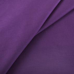Сатин гладкокрашеный 250 см 17-1710 цвет лиловый фото