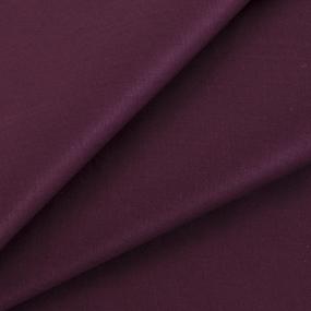 Сатин гладкокрашеный 250 см 19-1726 цвет винный фото