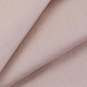Ткань на отрез сатин гладкокрашеный 250 см 14-1213 цвет миндаль фото