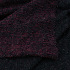 Весовой лоскут Набор №2.31 Драп варёная шерсть 0,5 - 1,9 м 1,450 кг фото