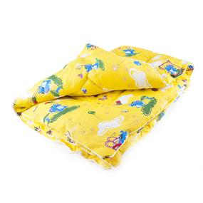 Одеяло детское полиэфир чехол бязь 140/110 см фото