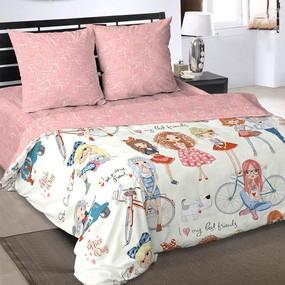 Детское постельное белье из поплина 1.5 сп 11360/1 Стиляги фото