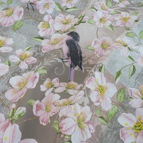 Простыня перкаль 6458/1 Торриджани 1.5 сп фото