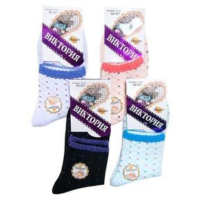 Женские носки Виктория 421 р. 37-41 фото