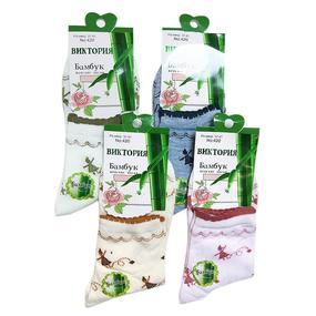 Женские носки Виктория 420 р. 37-41 фото