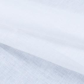 Полотенце лен 170гр/м2 цвет белый 45/75 уценка фото