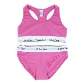 Комплект нижнего женского белья Топ+трусы розовый М (42-44) фото