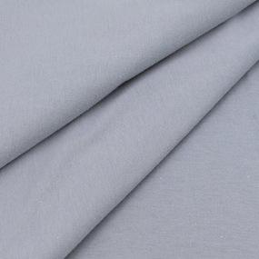 Ткань на отрез кулирка М-2103 цвет серый фото