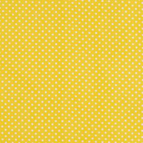 Ткань на отрез бязь плательная 150 см 1590/8 цвет желтый фото