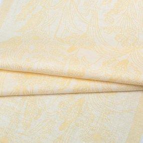 Ткань на отрез полулен полотенечный 50 см Жаккард 1/585/25 фото