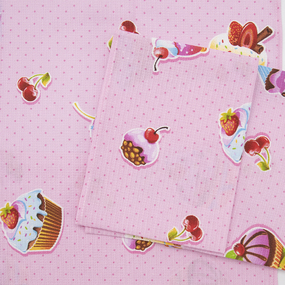 Набор вафельных полотенец 3 шт 35/75 см 198401В Сластена фото