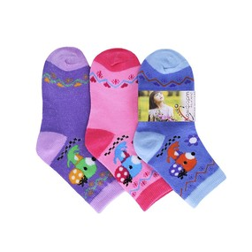 Детские носки Комфорт плюс 478-9005-3 размер S(1-2) фото
