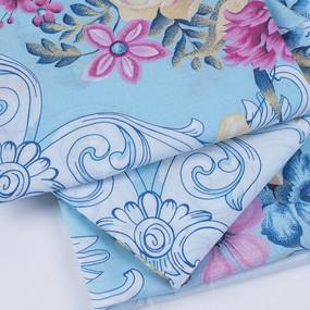Ткань на отрез ситец платочный 95 см 95761 фото