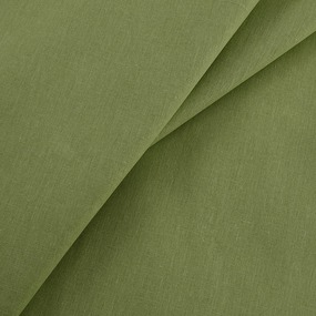 Бязь гладкокрашеная 120гр/м2 150 см цвет хаки фото