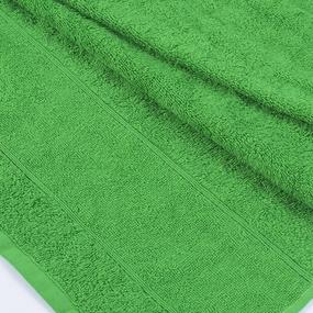 Полотеце махровое Personal 50/90 см цвет зеленый фото