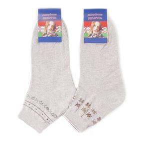 Женские носки №2с283/1 однотонные р. 23 фото