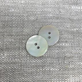 Пуговица ПР163 20мм ракушечник уп 12 шт фото
