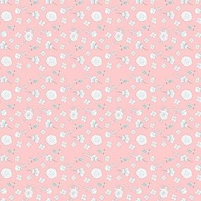 Поплин детский 220 см 28330/3 Маленькая принцесса компаньон фото