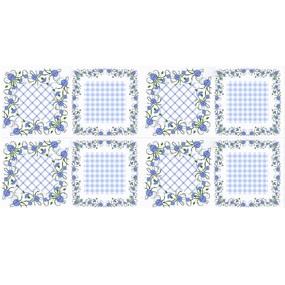 Ткань на отрез ситец платочный 135 см 95811 фото