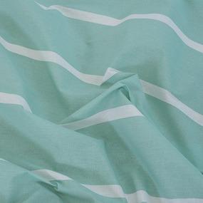 Простыня поплин 28255/1 Коралловый риф компаньон 2-х сп фото